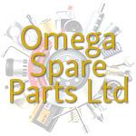 OmegaSpareParts.com Online Shop Logo